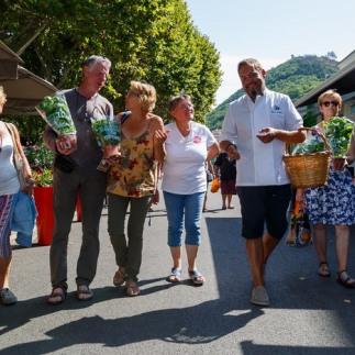 Les Balades Gourmandes du Marché Provençal
