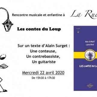 Lecture musicale des Contes du Loup