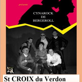 Cynarock de Bergeroll