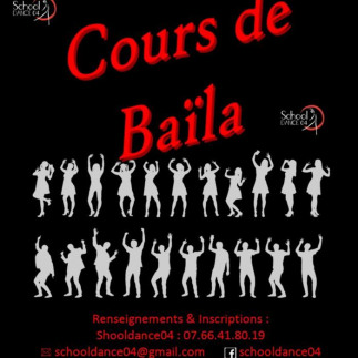 Cours de Baila