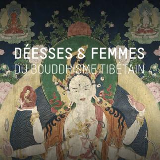 Exposition « Déesses et femmes du bouddhisme tibétain »
