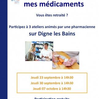 Programme sur le bon usage du médicament