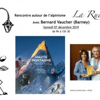 L'histoire du Grand Alpinisme en France vu par Barney