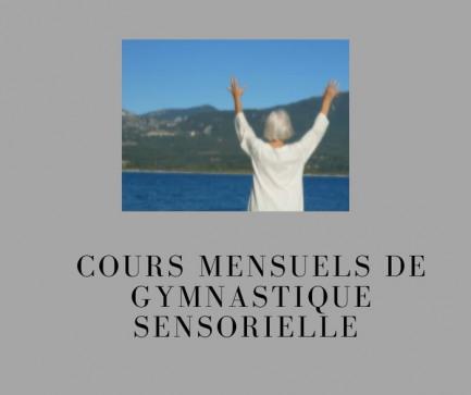 Cours gymnastique sensorielle
