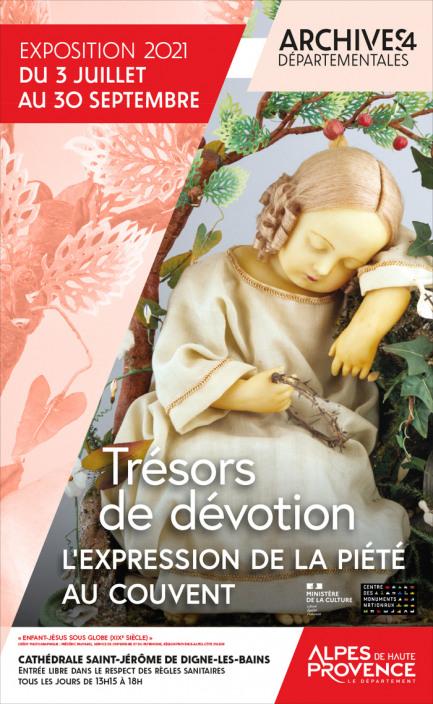 EXPOSITION - Trésors de dévotion : l'expression de la piété au couvent