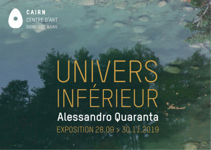UNIVERS INFÉRIEUR - Alessandro Quaranta