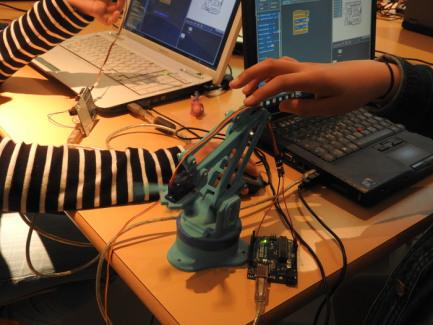 Atelier numérique Labcréatif