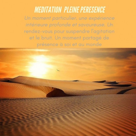 Méditation Pleine Présence