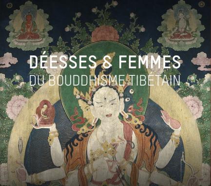 Déesses & femmes du bouddhisme tibétain